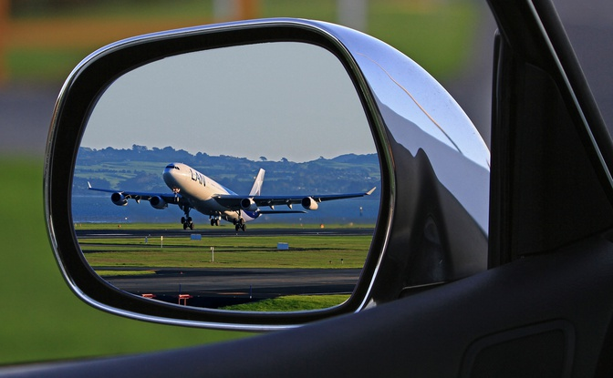 Get a free Airport Transfer