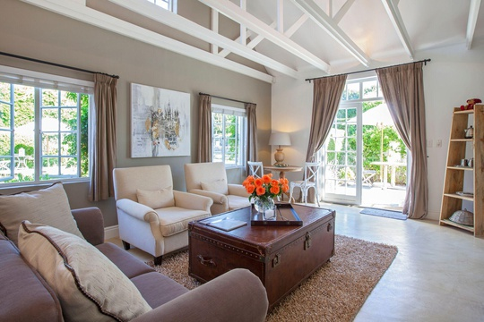 Garden Suite: Cottage | 14 on Klein Constantia